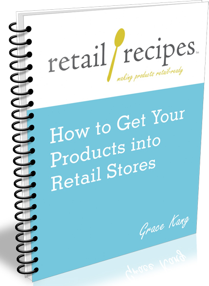 Retail Recipes Cover my next chapter for retail recipes... plus, my gift to you! :)