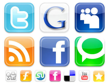 social media icons 20 are you social?
