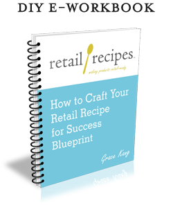 Retail Recipes Book - Get Your Products Into Retail Stores